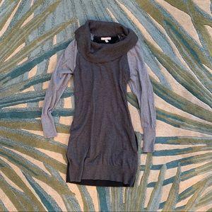 Banana Republic Color Block Sweater Dress